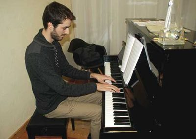 alumne de piano adult
