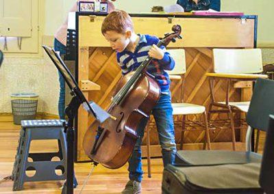 alumne violoncel