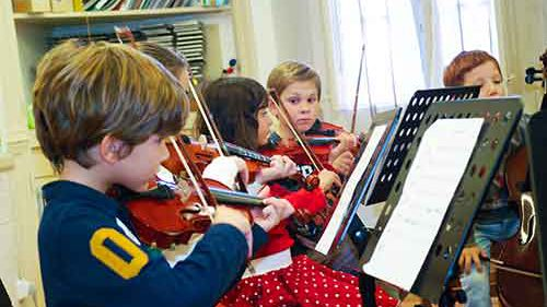 counjunt de violins