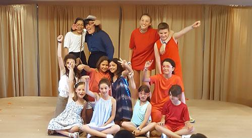 alumnes teatre musical
