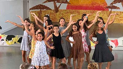 MUSICAL THEATER SUMMER COURSE